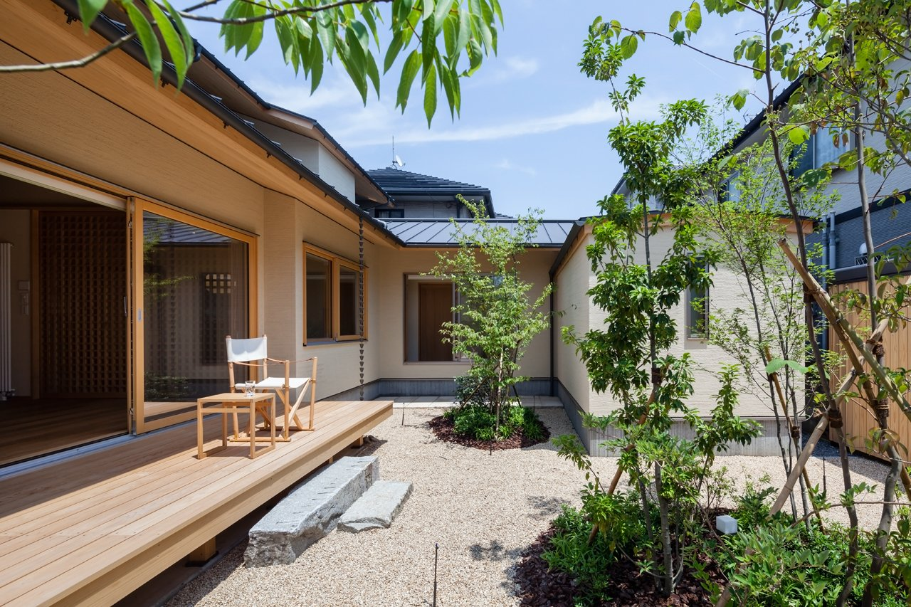 The Couple Hired Local Ehime Studio Takashi Okuno U0026 Associates To Design  This Modern Japanese Home, Where They Can ...
