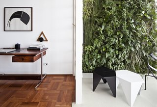 This Renovated Pad in São Paulo's Iconic Lausanne Building Is a Breath of Fresh Air - Photo 5 of 11 -