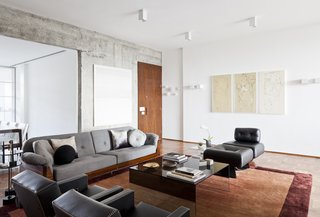 This Renovated Pad in São Paulo's Iconic Lausanne Building Is a Breath of Fresh Air - Photo 3 of 11 -
