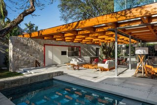 This Brilliant Brazilian Abode Was Designed Around an Imposing Tree - Photo 1 of 11 -
