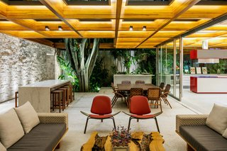 This Brilliant Brazilian Abode Was Designed Around an Imposing Tree - Photo 6 of 11 -