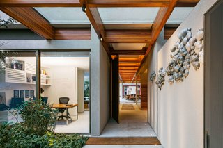 This Brilliant Brazilian Abode Was Designed Around an Imposing Tree - Photo 9 of 11 -