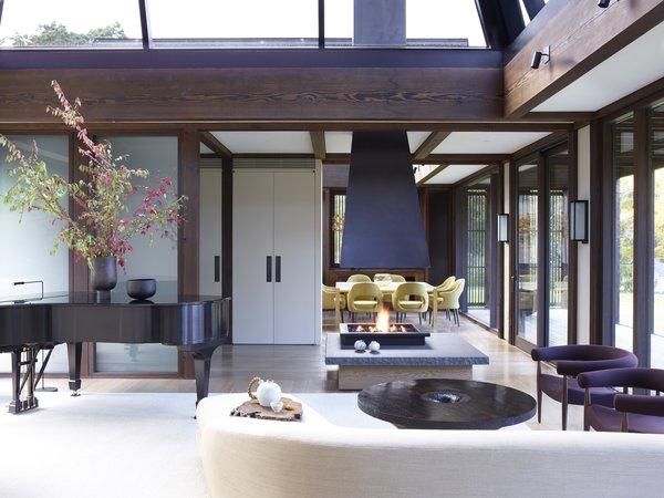 Feast Your Eyes on Fashion Designer Josie Natori's Japanese-Inspired Home
