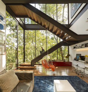 This Stunning Brazilian Residence Takes Cues From Mies van der Rohe - Photo 2 of 12 -