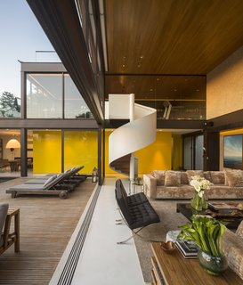 This Stunning Brazilian Residence Takes Cues From Mies van der Rohe - Photo 6 of 12 -