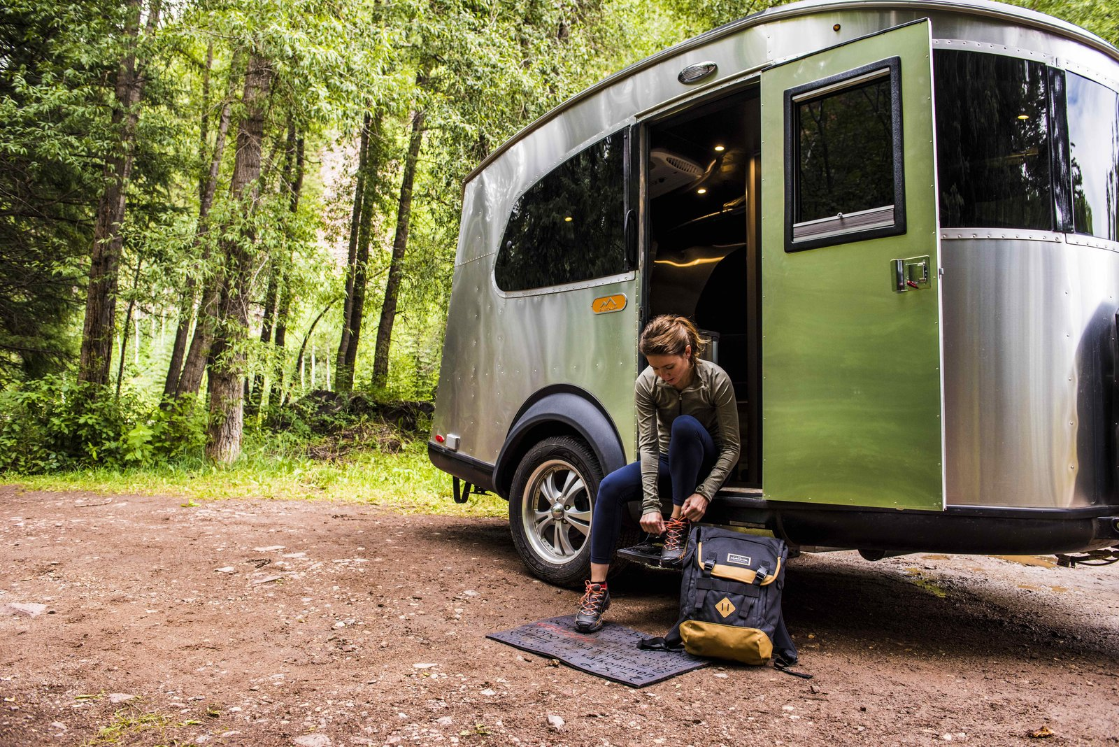 Airstream's Basecamp Is a Lightweight Trailer Stuffed With Smart Travel Solutions