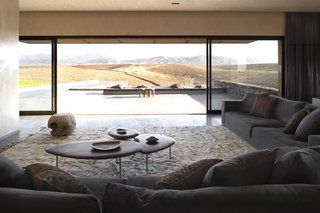 4 Enchanting Moroccan Villas by French Duo Studio KO - Photo 1 of 10 - Villa K looks to views of the Atlas Mountains.