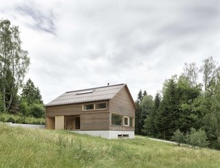This Stunning Home in Austria Sets a New Bar For Alpine Retreats