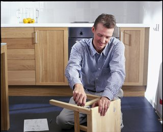 How IKEA Founder Ingvar Kamprad Built an Empire Out of Swedish Resourcefulness - Photo 11 of 14 - DIY furniture from IKEA that you can assemble yourself