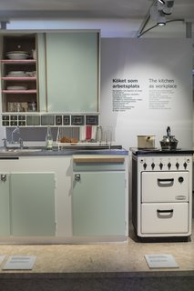 How IKEA Founder Ingvar Kamprad Built an Empire Out of Swedish Resourcefulness - Photo 5 of 14 - Kitchen exhibits at The IKEA Musuem in Älmhult