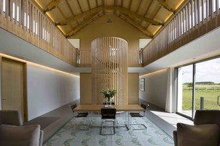 Live Large in These 10 Loft-Style Vacation Rentals - Photo 9 of 10 - British architects Sir Michael and Lady Patty Hopkins designed The Long House in Norfolk, England.