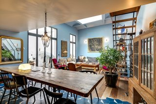 Live Large in These 10 Loft-Style Vacation Rentals - Photo 3 of 10 - This Parisian vacation home was once a theater and restaurant in the 1940s.