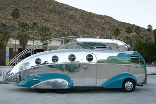 10 Things You Shouldn't Miss at Modernism Week in Palm Springs - Photo 9 of 10 - Vintage Trailer Show at Modernism Week