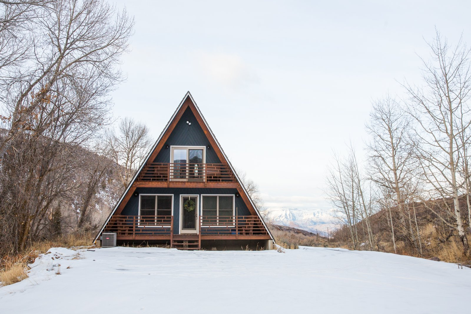 11 Alluring A-Frame Homes You Can Rent Right Now | Architecture ...