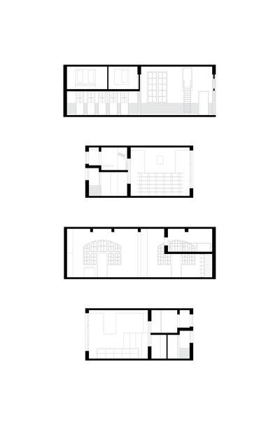 Loft sections