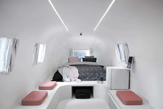 10 Cool Trailers and Campervans You Can Rent For Your Next Adventure - Photo 2 of 10 - Notel's Airstream suites come fully equipped with sleek designs and modern amenities.