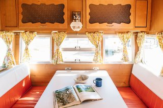 10 Cool Trailers and Campervans You Can Rent For Your Next Adventure - Photo 7 of 10 - Above is one of the many retro Shasta trailers you can find along the San Clemente State Beach thanks to The Holidays campground.