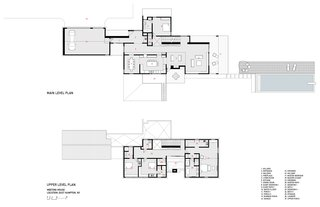 This Stunning Suffolk County Home Brings a Modern Twist to a Historic Area - Photo 18 of 18 - Here is the entire floor plan.