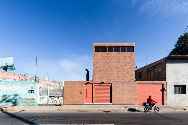 A solution to cramped urban living in Texcoco, Mexico.