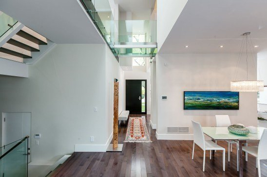 Photo 8 of The Glass Bridge House modern home