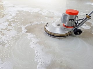 Grind and Seal Concrete Floor a Better Option Compared to Grind and Polish Floors - Photo 1 of 2 -