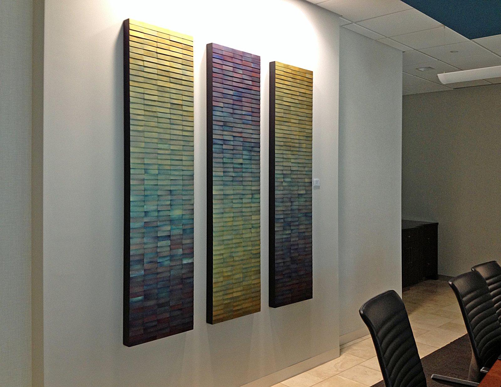 Cascade Series by Moran Brown Art