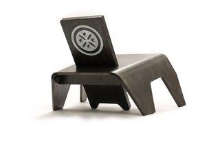 African Designs Go Mainstream: Jomo Tariku Showcases The Birth Chair II at Dubai Design Week - Photo 3 of 4 -