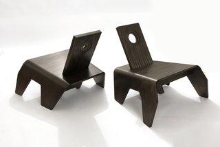 African Designs Go Mainstream: Jomo Tariku Showcases The Birth Chair II at Dubai Design Week - Photo 4 of 4 -