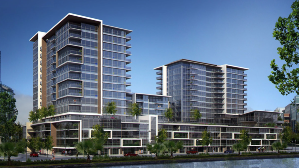 Modern home with outdoor. The Arden - Mission Bay Photo 10 of Arden Mission Bay Contemporary Condo