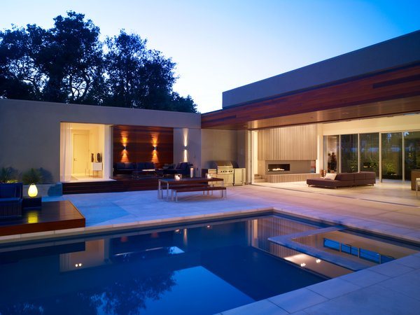 Photo 11 of Menlo Park Residence modern home