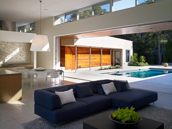 Photo 10 of Menlo Park Residence modern home