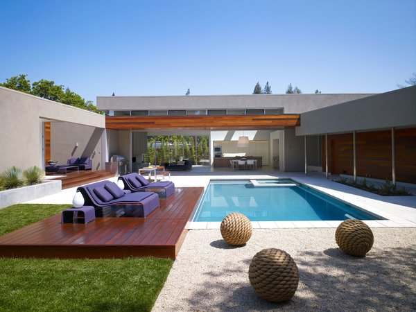 Photo 18 of Menlo Park Residence modern home