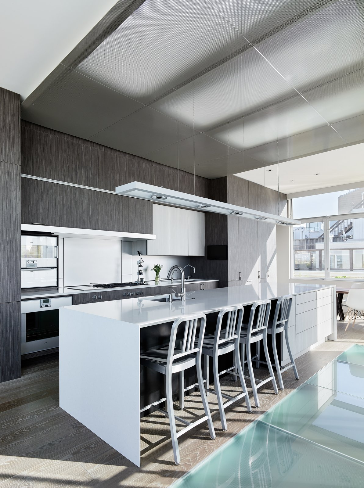 Kitchen by Jamel from Telegraph Hill Townhouse