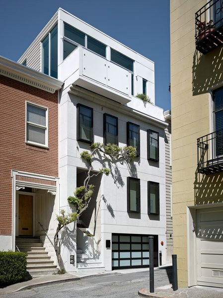 Photo  of Telegraph Hill Townhouse modern home