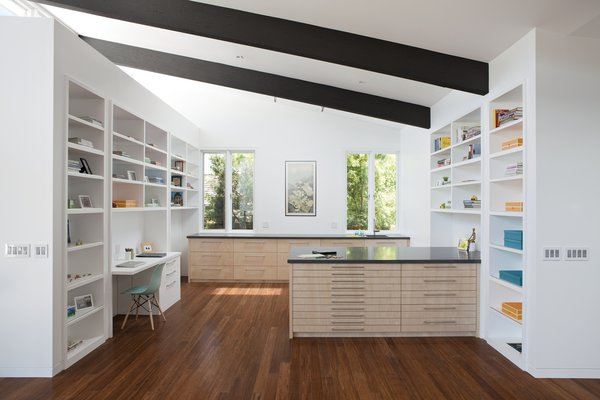 Photo  of Net Zero Energy Home modern home