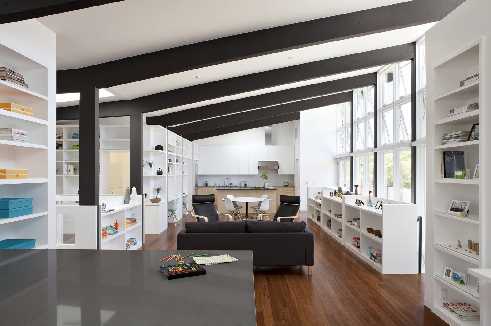 Net Zero Energy Home by Matarozzi Pelsinger Builders