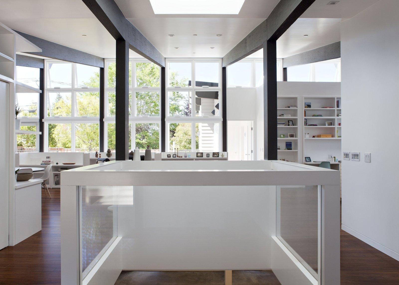 Net Zero Energy Home by Matarozzi Pelsinger Builders