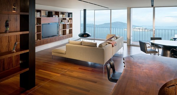 Photo  of Aquatic Park Penthouse modern home