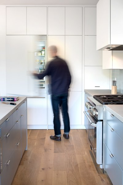 Kitchen Photo 9 of 27th Street - Noe Valley modern home