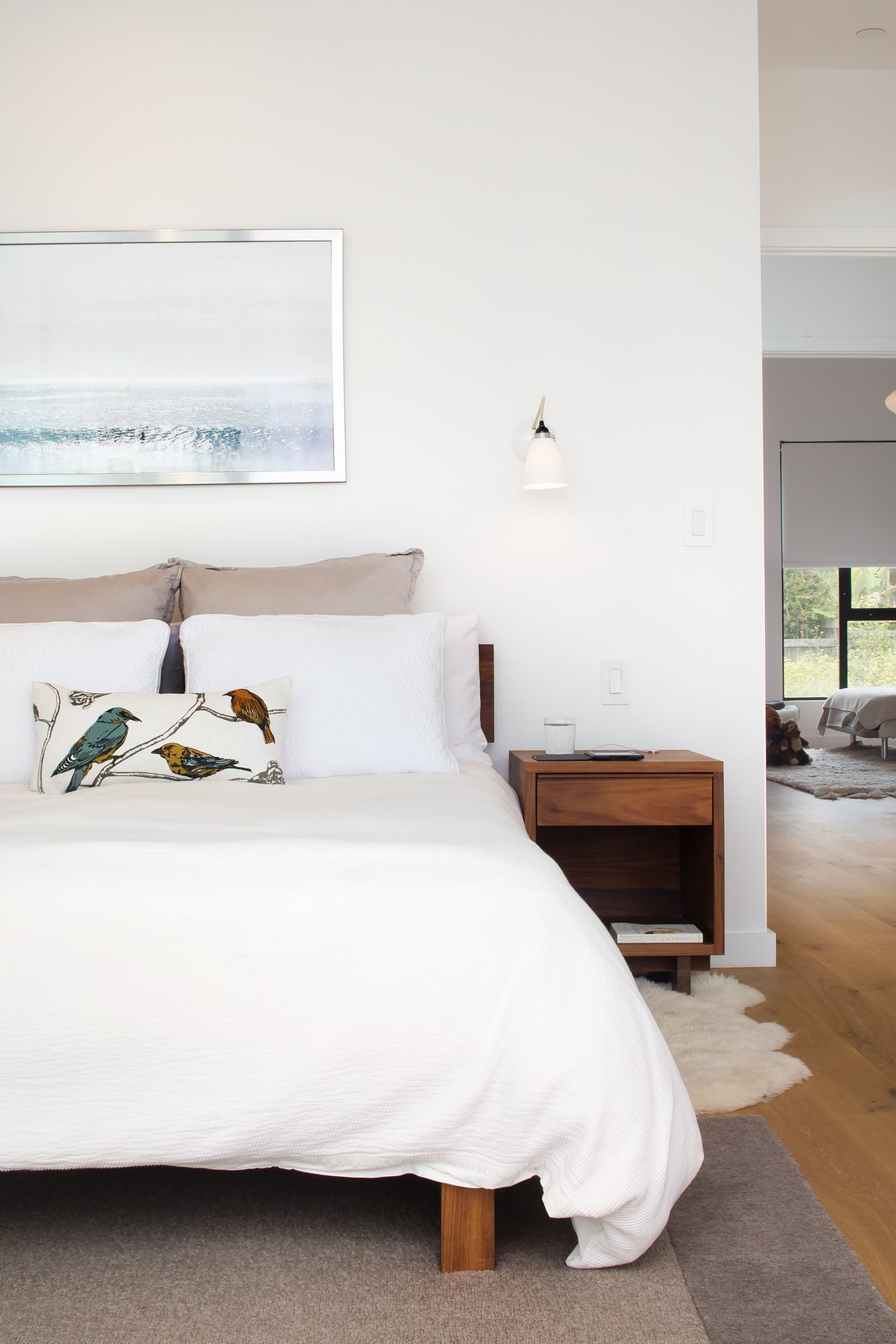 Tagged: Bedroom and Bed.  27th Street - Noe Valley by patrick perez/designpad architecture