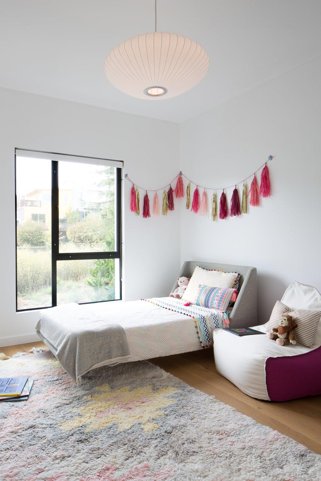 Bedroom  27th Street - Noe Valley by patrick perez/designpad architecture