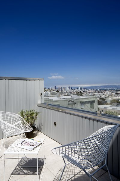 Roof deck Photo 11 of 27th Street - Noe Valley modern home