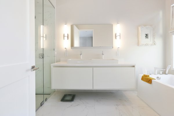 master bath Photo 13 of Lower Pacific Heights modern home