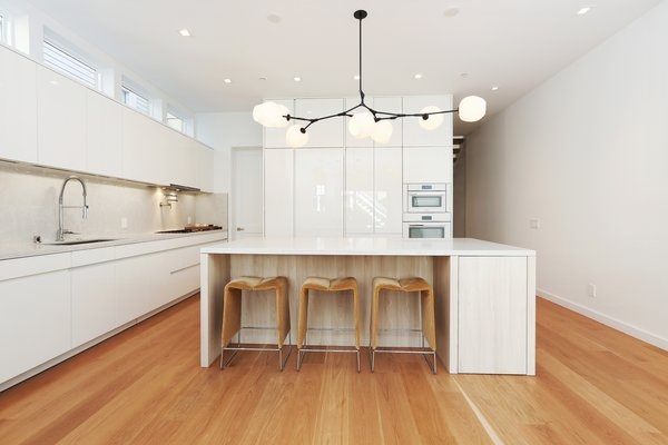kitchen Photo 10 of Lower Pacific Heights modern home