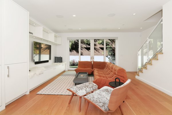 den Photo 18 of Lower Pacific Heights modern home