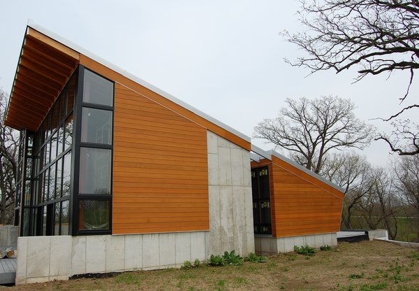 Photo 9 of Hermitage on the Prairie modern home