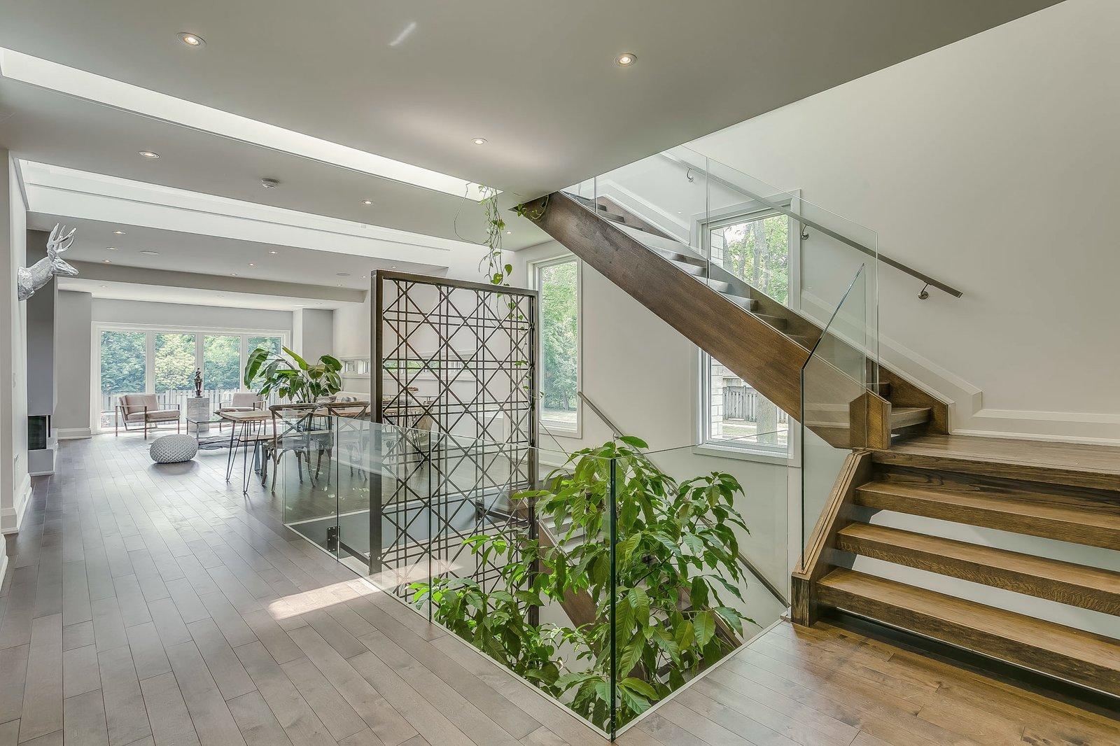 Garden Void House by Alva Roy