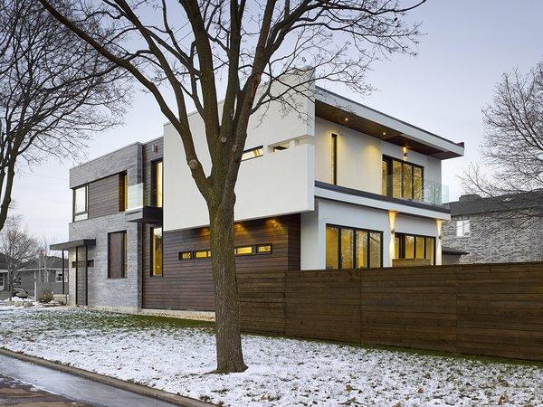 Photo 10 of Garden Void House modern home