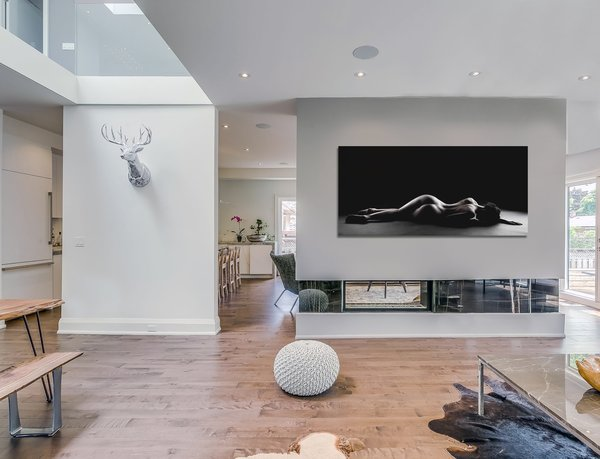 Photo 11 of Garden Void House modern home