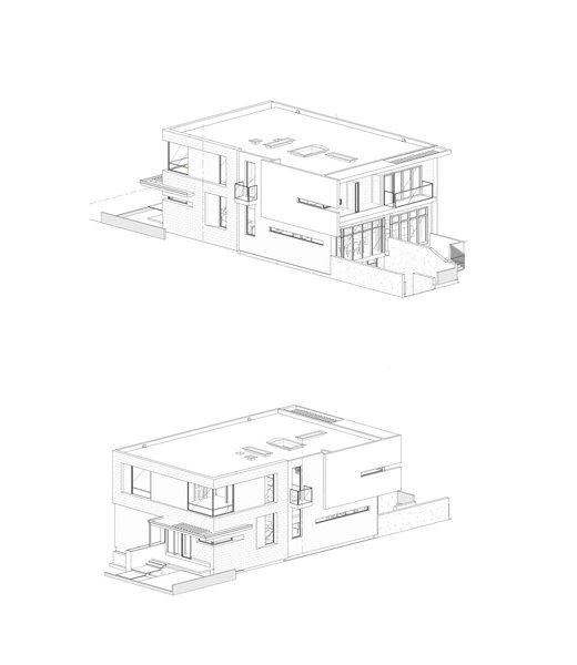 Photo 2 of Garden Void House modern home